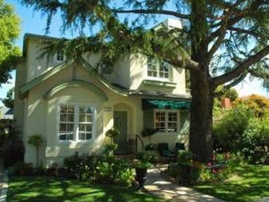 1242 Hoover St, Menlo Park, CA 94025