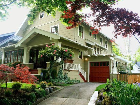 3814 NE Flanders St, Portland, OR 97232