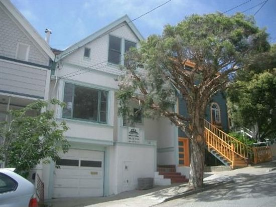 168 Andover St, San Francisco, CA 94110