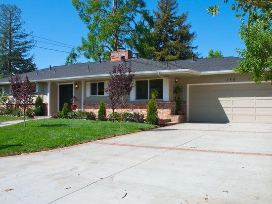 140 Doherty Way, Redwood City, CA 94061