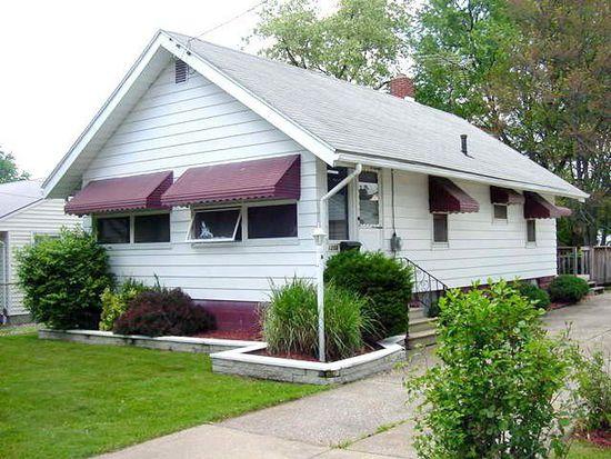 1251 Hazelwood Ave, Akron, OH 44305
