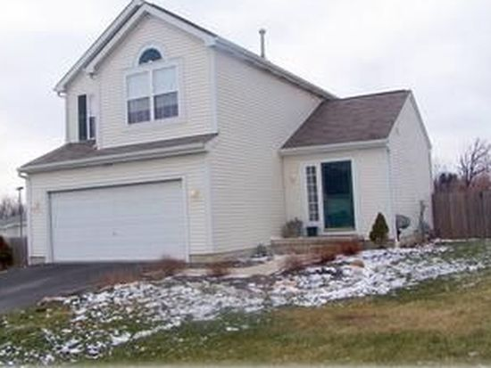 3205 Timberstone Dr, Canal Winchester, OH 43110