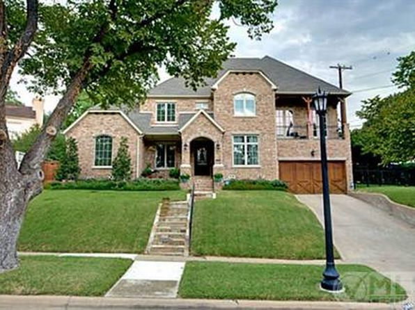 5 bed 4 bath Single Family at 2448 Winton Ter E Fort Worth, TX, 76109 is for sale at 990k - 1 of 61