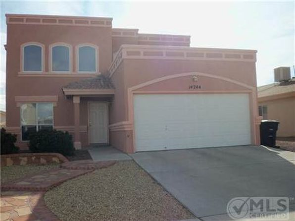 5 bed 2 bath Single Family at 14244 Desert Cloud Dr El Paso, TX, 79928 is for sale at 137k - 1 of 28