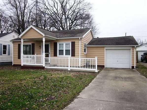 2 bed 1 bath Single Family at 2209 Frisse Ave Evansville, IN, 47714 is for sale at 54k - 1 of 21