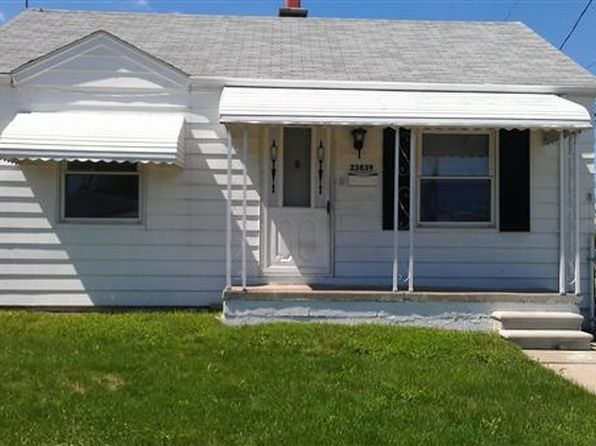 2 bed 1 bath Single Family at 23839 LAMBRECHT AVE EASTPOINTE, MI, 48021 is for sale at 60k - 1 of 7