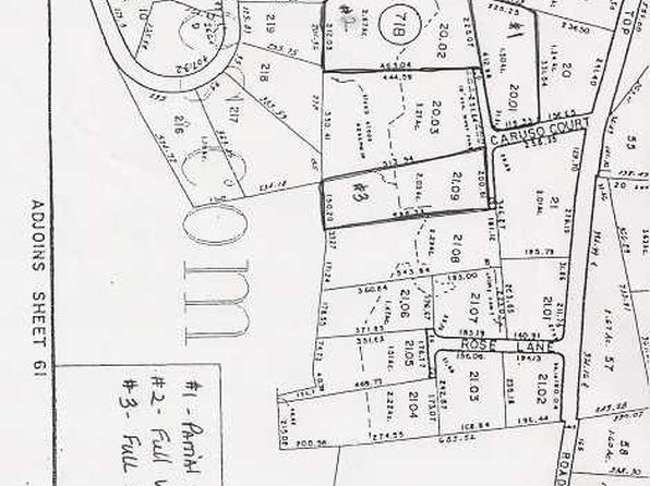 null bed null bath Vacant Land at 6 Caruso Ct Bridgewater, NJ, 08807 is for sale at 700k - 1 of 3