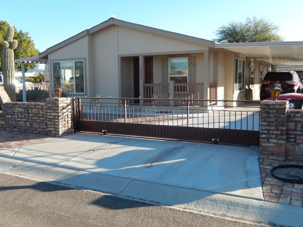 3 bed 2 bath Mobile / Manufactured at 13295 E 55th Dr Yuma, AZ, 85367 is for sale at 177k - 1 of 53