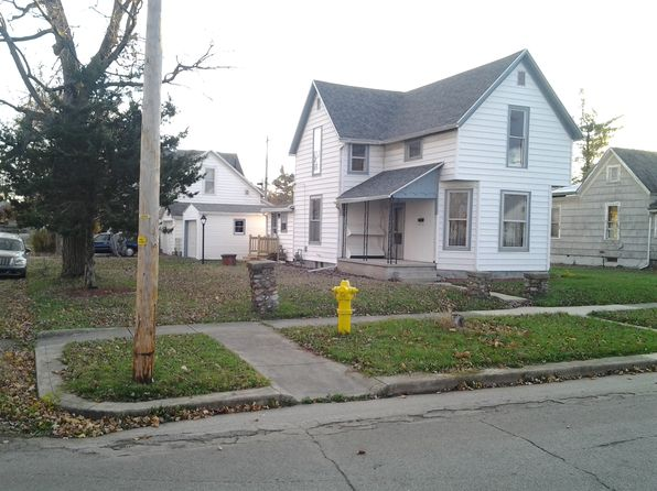 3 bed 2 bath Single Family at 397 E Washington Ave Peru, IN, 46970 is for sale at 60k - 1 of 56