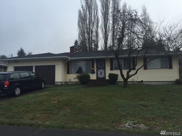 3 bed 1 bath Single Family at 7443 S Alaska St Tacoma, WA, 98408 is for sale at 180k - 1 of 11