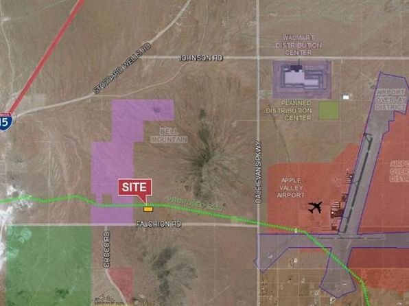 null bed null bath Vacant Land at  Falchion Rd Apple Valley, CA, 92307 is for sale at 125k - 1 of 2