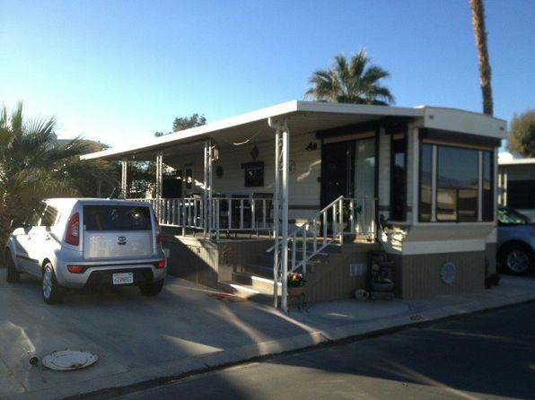 1 bed 1 bath Mobile / Manufactured at 84250 Indio Springs Dr Indio, CA, 92203 is for sale at 60k - 1 of 8