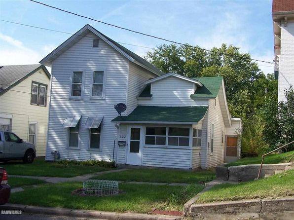 2 bed 2 bath Single Family at 222 Adams St Savanna, IL, 61074 is for sale at 28k - 1 of 12
