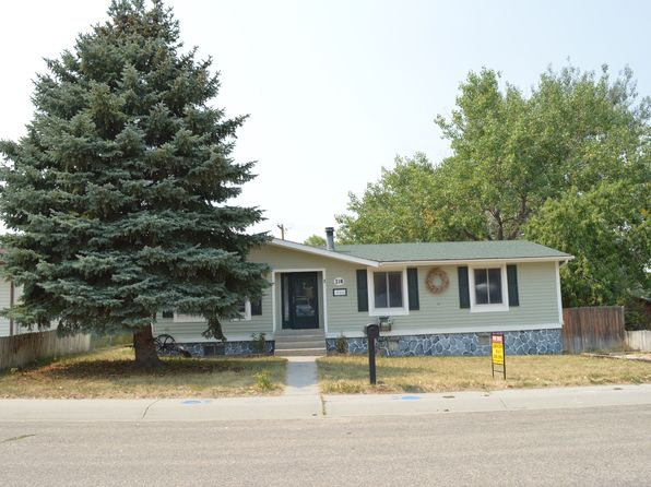 3 bed 3 bath Single Family at 210 N 9th St Douglas, WY, 82633 is for sale at 215k - 1 of 18