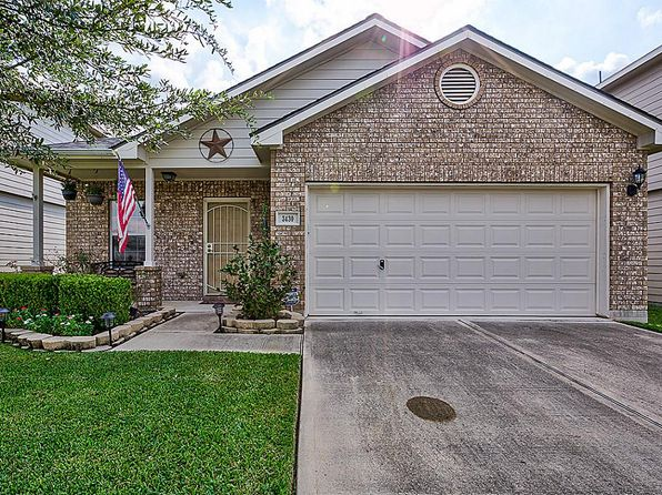 3 bed 2 bath Single Family at 3430 Denton Meadows Ct Katy, TX, 77449 is for sale at 160k - 1 of 16