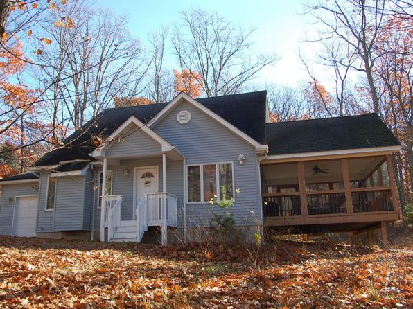 3 bed 2 bath Single Family at 107 Canterbrook Dr Lords Valley, PA, 18428 is for sale at 185k - 1 of 40