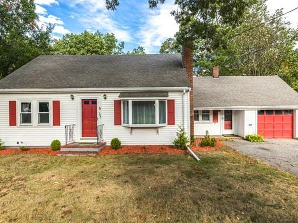 4 bed 2 bath Single Family at 103 Central St North Reading, MA, 01864 is for sale at 390k - 1 of 30