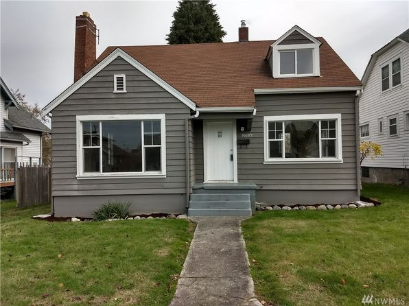 4 bed 2 bath Single Family at 3609 S K St Tacoma, WA, 98418 is for sale at 260k - 1 of 13