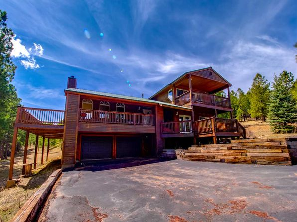 3 bed 3 bath Single Family at 43 Woodlands Angel Fire, NM, 87710 is for sale at 425k - 1 of 20