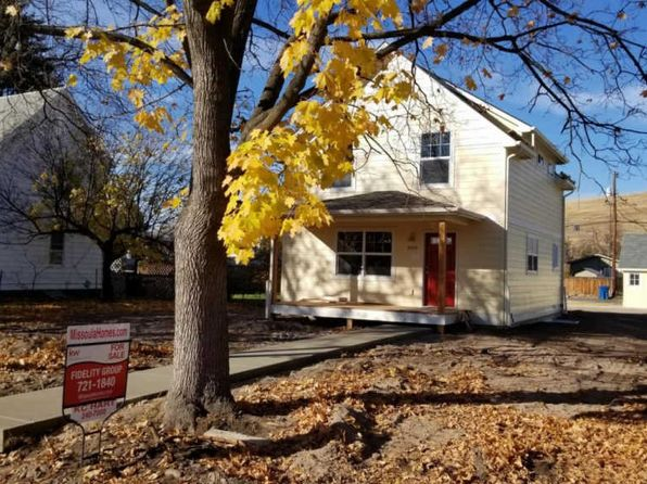 3 bed 1.5 bath Single Family at 808 Palmer St Missoula, MT, 59802 is for sale at 269k - 1 of 31