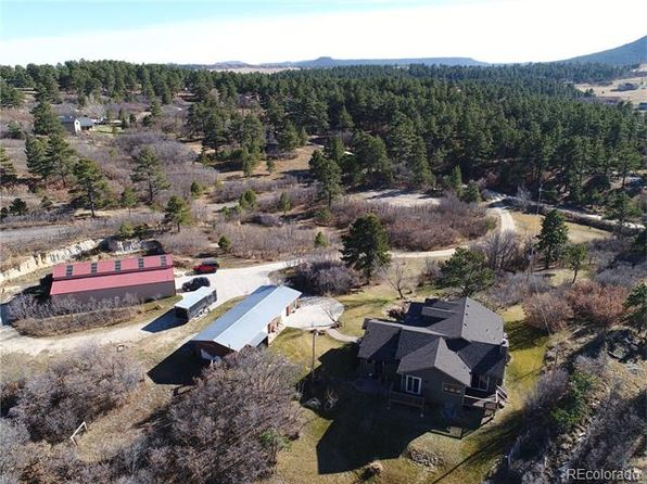 4 bed 3 bath Single Family at 10776 S Perry Park Rd Larkspur, CO, 80118 is for sale at 669k - 1 of 32