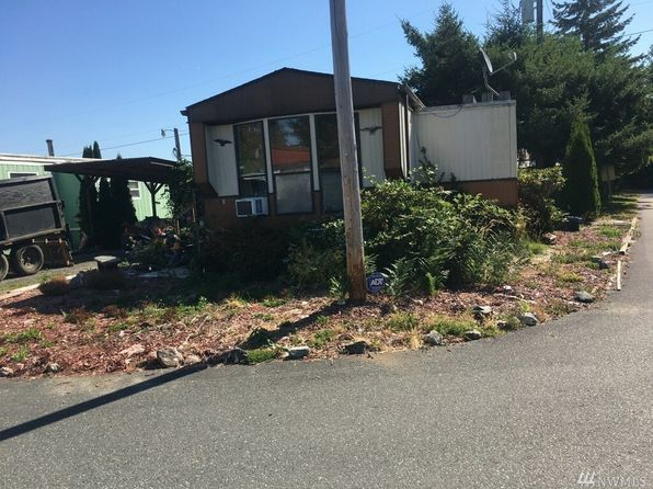 1 bed 1 bath Mobile / Manufactured at 3715 152nd St NE Marysville, WA, 98271 is for sale at 12k - google static map