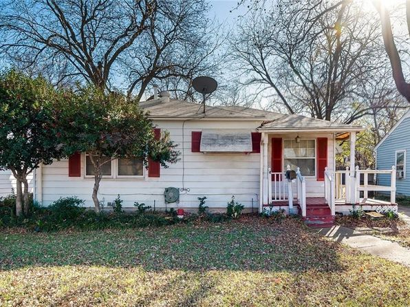 2 bed 1 bath Single Family at 1613 Walnut St Grand Prairie, TX, 75050 is for sale at 65k - 1 of 20