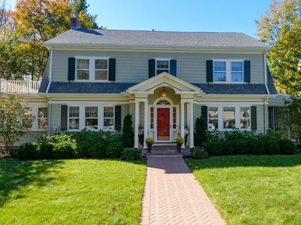 4 bed 4 bath Single Family at 10 Pine St Wellesley Hills, MA, 02481 is for sale at 1.60m - 1 of 48