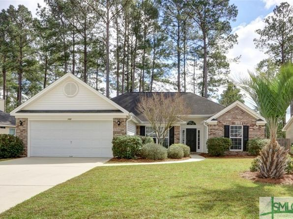 3 bed 2 bath Single Family at 105 YELLOW JASMINE CT POOLER, GA, 31322 is for sale at 196k - 1 of 37