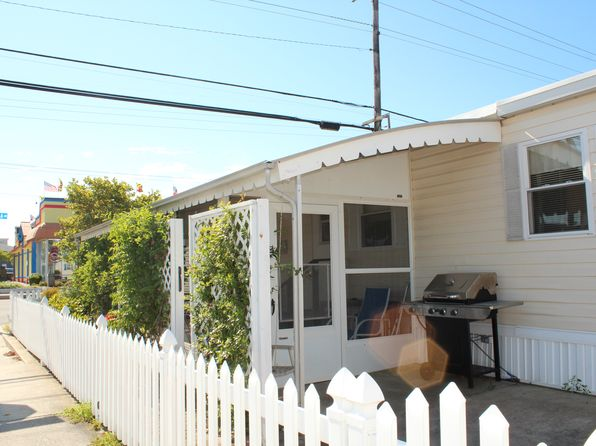 2 bed 1 bath Mobile / Manufactured at 201 25th St Ocean City, MD, 21842 is for sale at 90k - 1 of 9