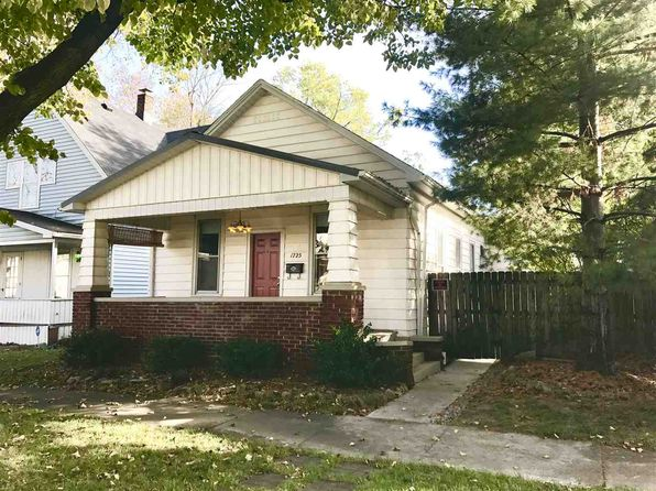 2 bed 1 bath Single Family at 1725 Howell St Fort Wayne, IN, 46808 is for sale at 60k - 1 of 18