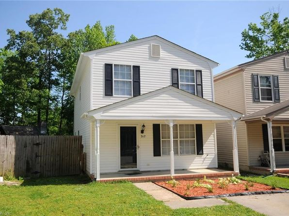 3 bed 1.5 bath Single Family at 317 Woodhaven Rd Newport News, VA, 23608 is for sale at 145k - 1 of 31