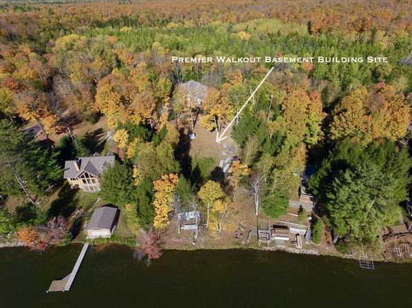 1 bed 1 bath Single Family at 8214 S Bo Di Lac Dr Minocqua, WI, 54548 is for sale at 350k - 1 of 19