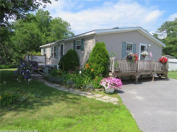 3 bed 2 bath Mobile / Manufactured at 30 Mountain View Cir Bowdoin, ME, 04287 is for sale at 64k - 1 of 12