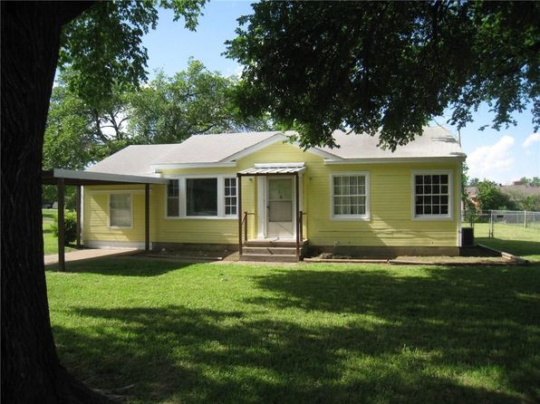 2 bed 1 bath Single Family at 401 E Hayes Ave Whitney, TX, 76692 is for sale at 75k - 1 of 25