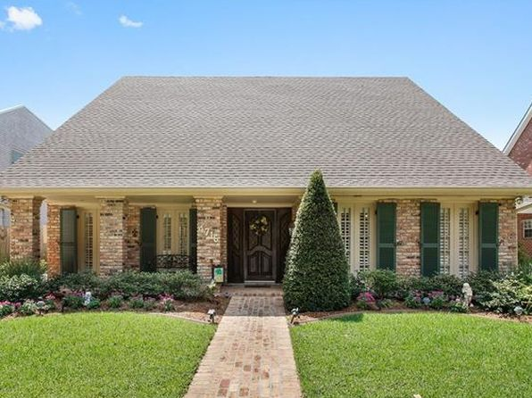 4 bed 4 bath Single Family at 4716 Rue Laurent Metairie, LA, 70002 is for sale at 565k - 1 of 21