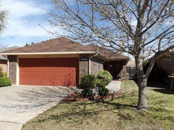 3 bed 2 bath Single Family at 1628 Wyoming Ave San Angelo, TX, 76904 is for sale at 160k - 1 of 17