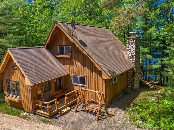 3 bed 2 bath Single Family at 5797 Point O Pines Rd Manitowish Waters, WI, 54545 is for sale at 547k - 1 of 20