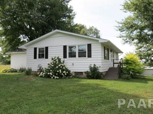 4 bed 2 bath Single Family at 14102 W Smithville Rd Hanna City, IL, 61536 is for sale at 160k - 1 of 36