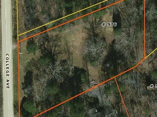 null bed null bath Vacant Land at 976 College Ave Clemson, SC, 29631 is for sale at 195k - 1 of 2
