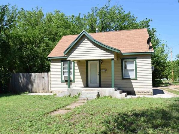 2 bed 1 bath Single Family at 314 N 16th St Enid, OK, 73701 is for sale at 38k - google static map