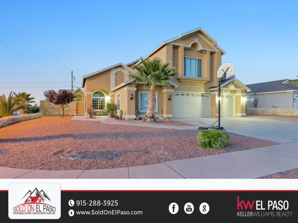 4 bed 3 bath Single Family at 601 Phil Hansen Dr Canutillo, TX, 79835 is for sale at 270k - 1 of 36