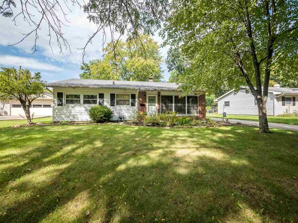 4 bed 2 bath Single Family at 7412 Capri Dr Fort Wayne, IN, 46819 is for sale at 108k - 1 of 24