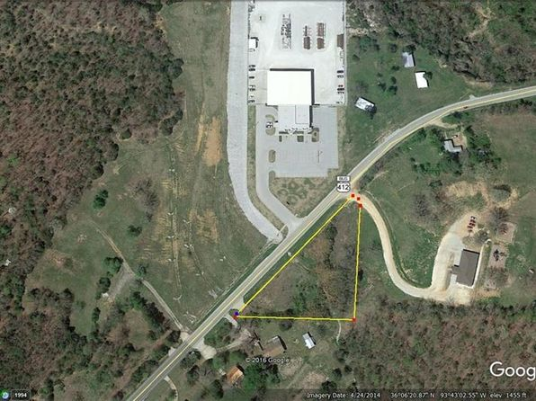 null bed null bath Vacant Land at  Hwy Huntsville, AR, 72740 is for sale at 18k - google static map