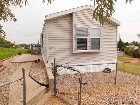 3 bed 2 bath Mobile / Manufactured at 3619 Robitaille Ct Cheyenne, WY, 82001 is for sale at 58k - 1 of 18