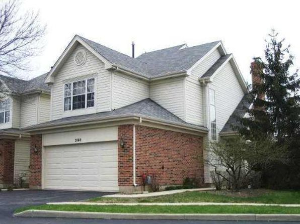 2 bed 3 bath Townhouse at 2160 Seaver Ln Hoffman Estates, IL, 60169 is for sale at 249k - 1 of 12
