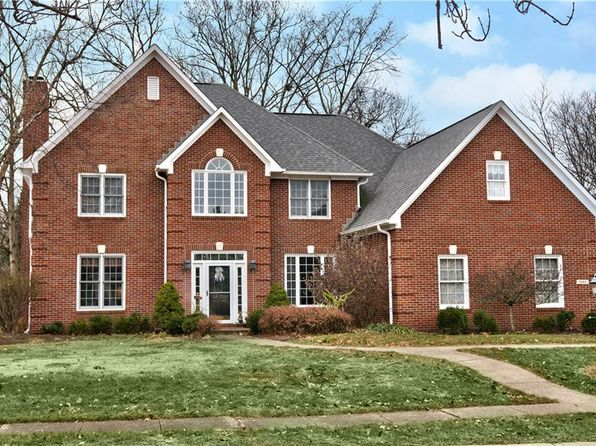 4 bed 3 bath Single Family at 9644 Woodlands Dr Fishers, IN, 46037 is for sale at 390k - google static map
