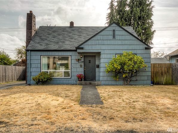 4 bed 1 bath Single Family at 4817 S Pine St Tacoma, WA, 98409 is for sale at 239k - 1 of 21