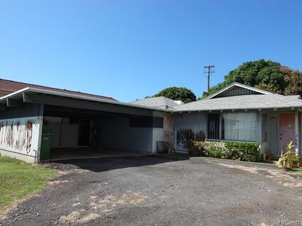 4 bed 2 bath Single Family at 1738 Kapalama Ave Honolulu, HI, 96817 is for sale at 975k - 1 of 7