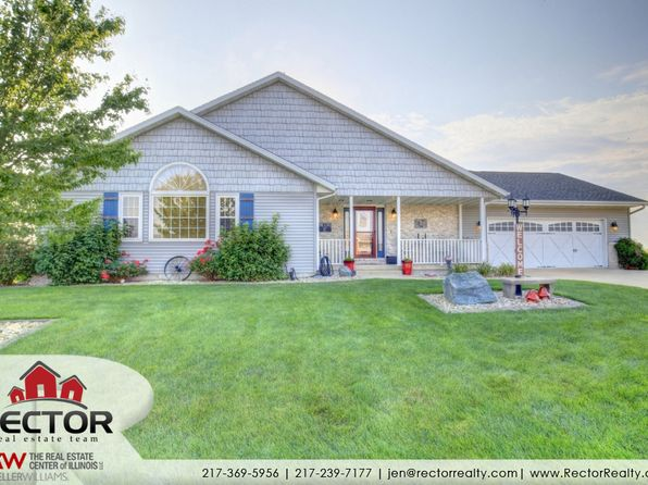 3 bed 3 bath Single Family at 503 N West St Gifford, IL, 61847 is for sale at 275k - 1 of 31